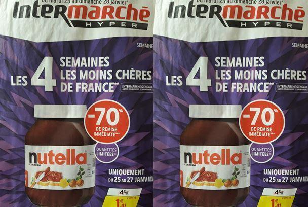 « La France black-blanc-beurre de cacahuète, huile de palme et l'intégration Nutella … ! » L'édito de Charles SANNAT