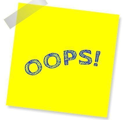 « Instauration du droit à l'erreur, une bonne nouvelle ? » L'édito de Charles SANNAT