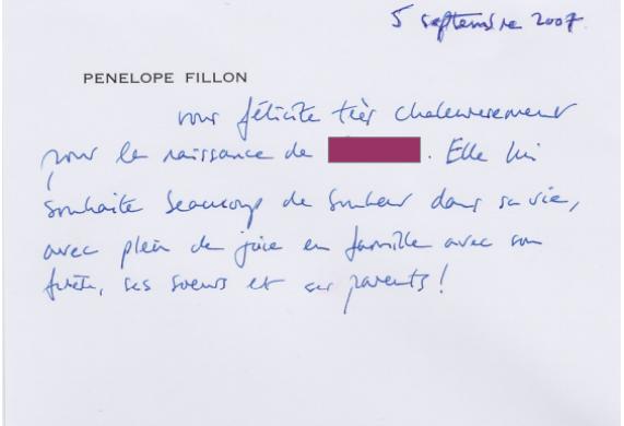 « SCOOP ! Les 2 lettres qui prouvent que Pénélope Fillon a bien travaillé !! » L'édito de Charles SANNAT Charles Sannat 15 février 2017