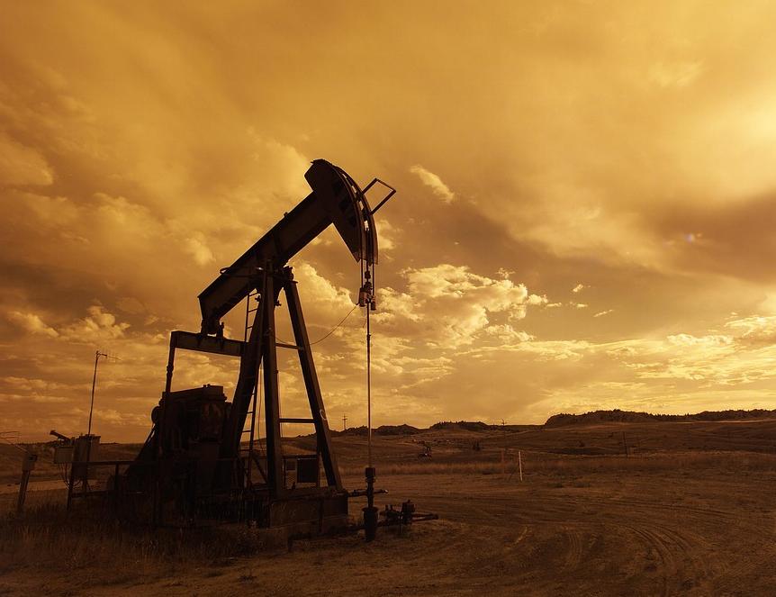 pétrole derick puit extraction cours du baril
