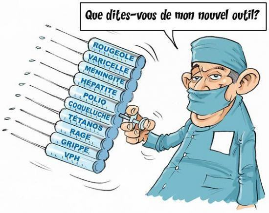 « Pourquoi les pétitions contre la vaccination ne servent à rien, la preuve par Ségolène Royal qui ne sera pas payée ! » L'édito de Charles SANNAT