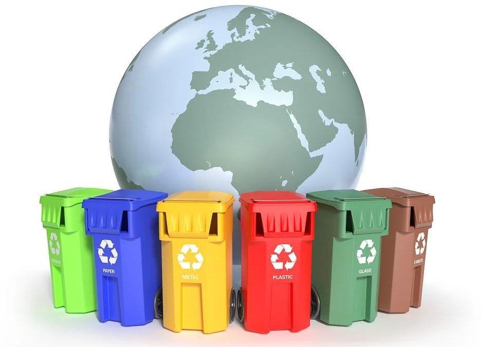 Tri des poubelles… Les containers sont hautement toxiques !