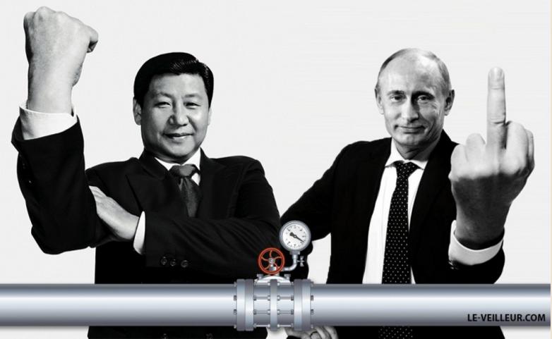 Pékin donne plus de 70 milliards de prêts à l'économie russe !