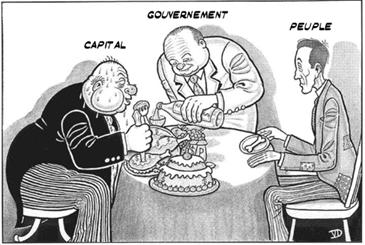 Dividendes versés aux actionnaires : 372 milliards d'euros en 1 trimestre!