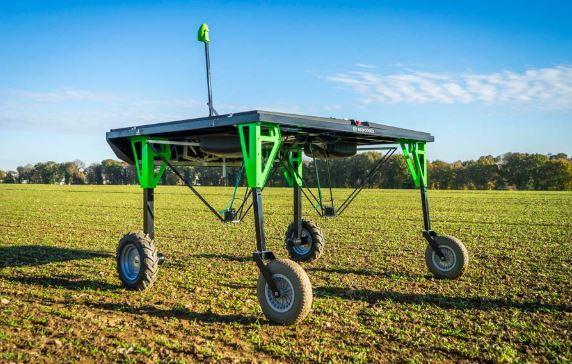 La robotique va-t-elle signer la fin des pesticides ?