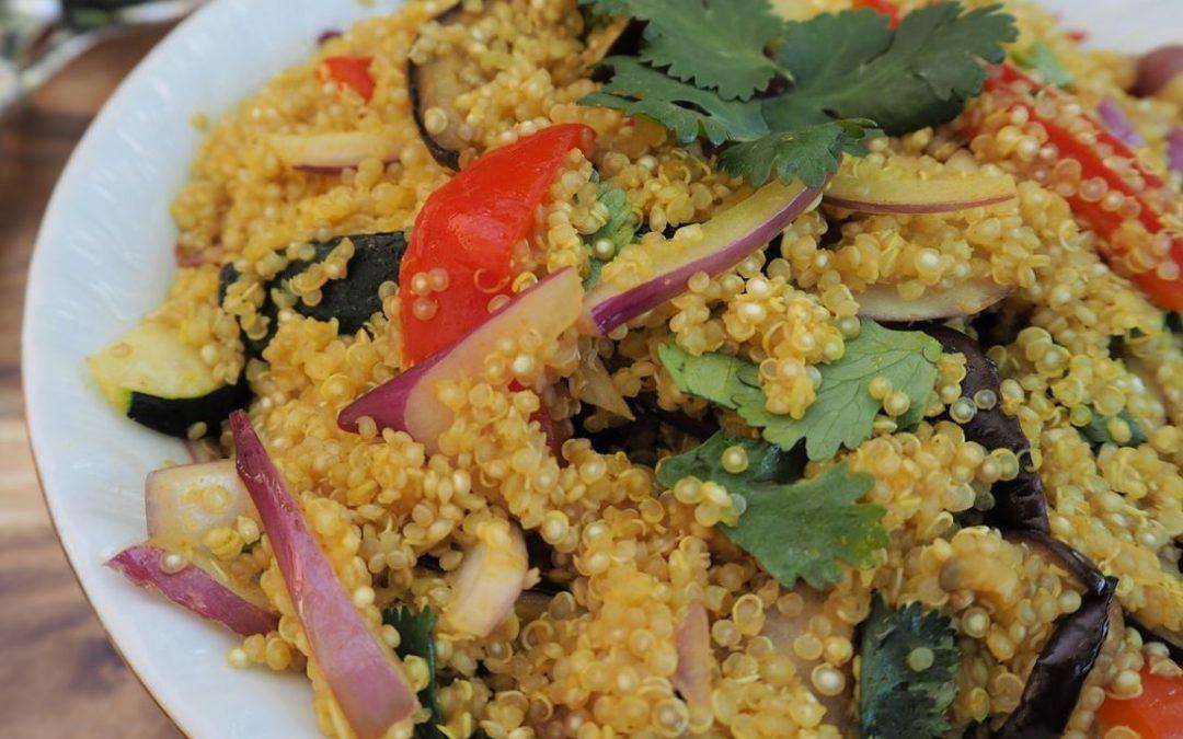 Terra Nova veut mettre les enfants au quinoa dans les cantines