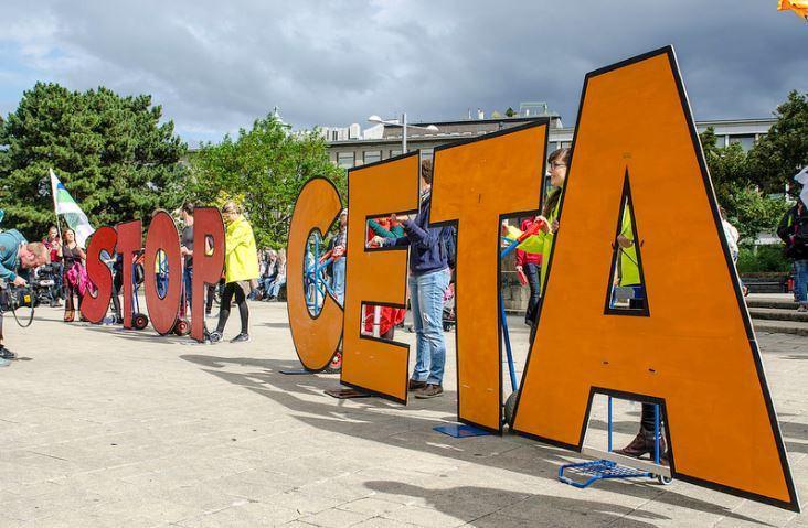 Un «plan d'action» pour le CETA ! Bientôt le retour du traité transatlantique !!