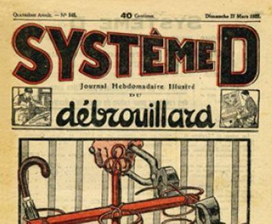 « La robolution française, vive le système D ! », par Larobolution.com