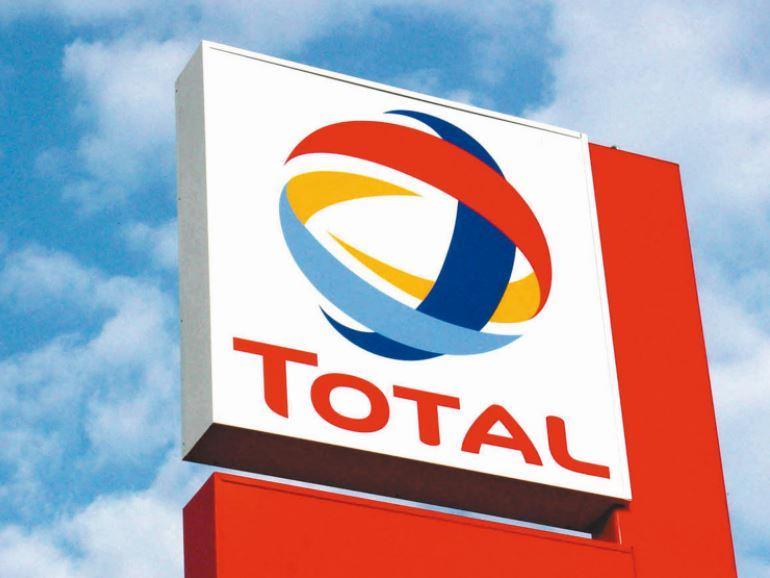 total logo station service enseigne