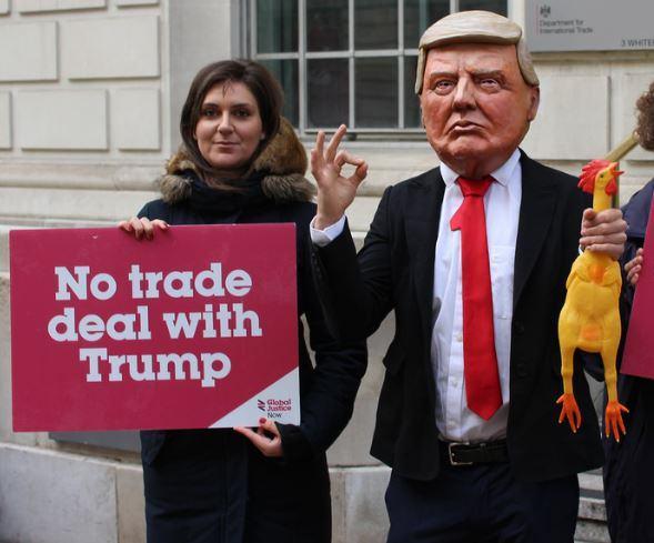 Guerre commerciale : certains industriels affectés