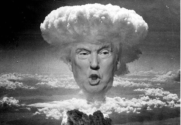 Retrait des USA du traité nucléaire. Voici les 2 versions !