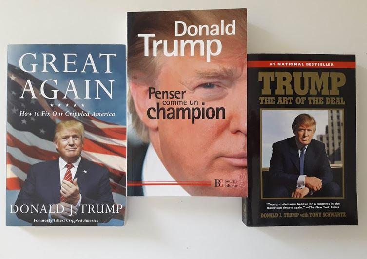 Pour comprendre Trump, il faut lire Trump !