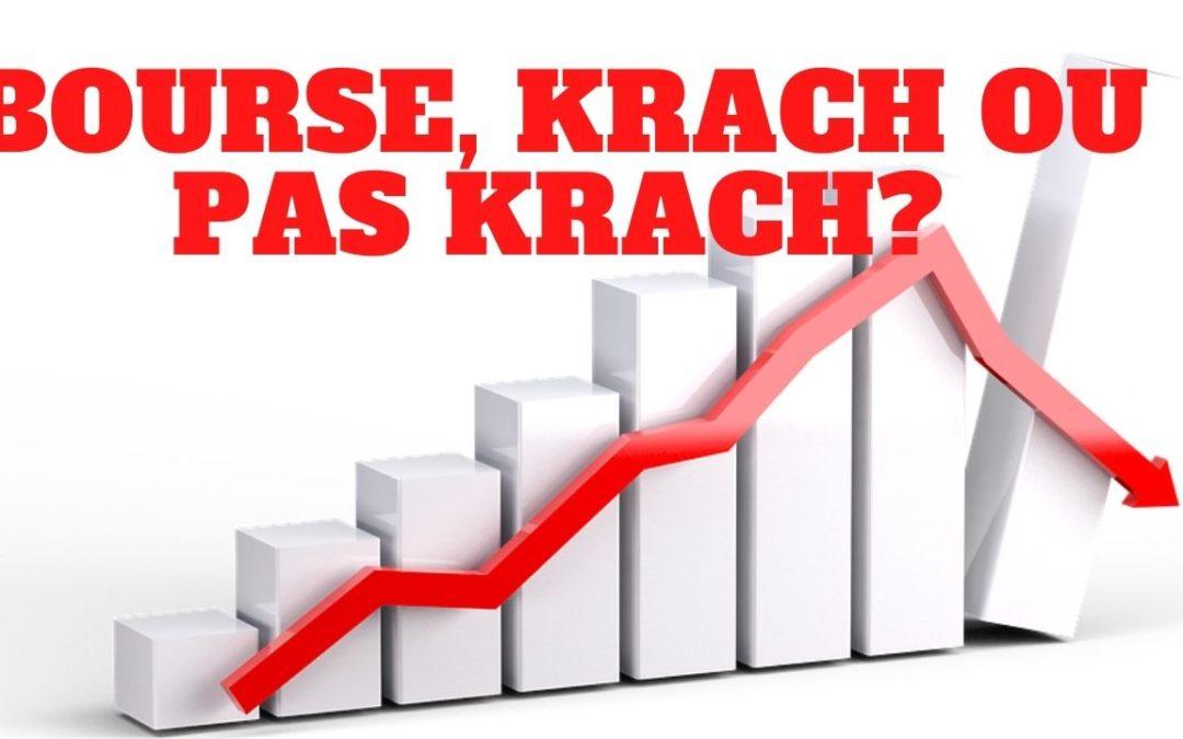 Risque de krach boursier pour l'Autorité européenne des marchés financiers (Esma)