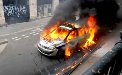 Fils de Giscard et fille de Le Pen agressés. La banalité de la violence