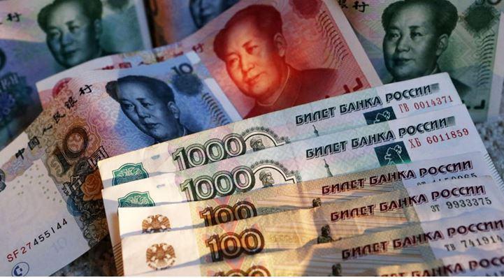Comment le commerce rouble-yuan mène à une dédollarisation